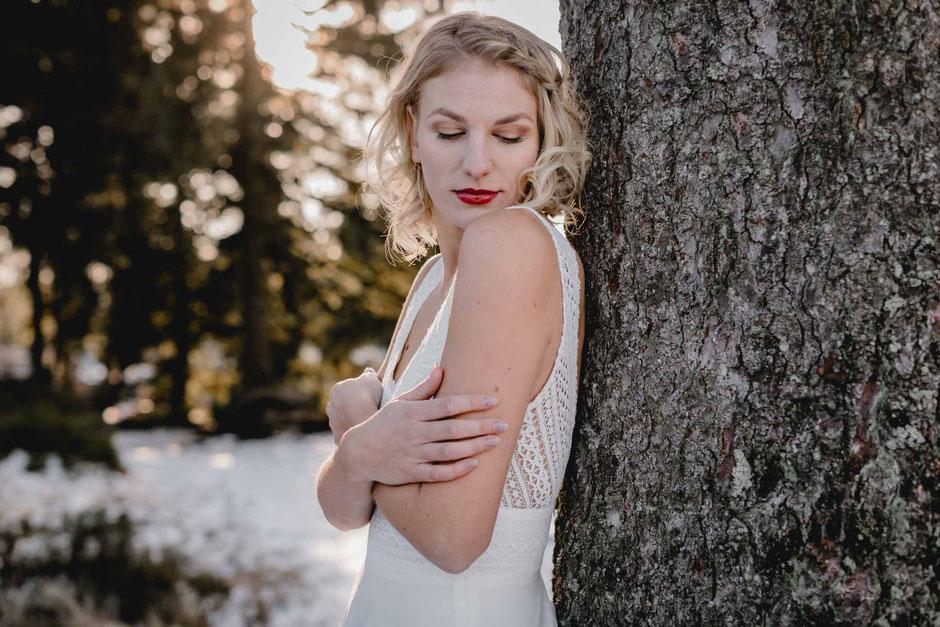 Brautkleid bio und fair hergestellt