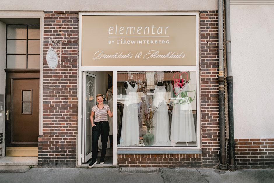 unser Atelier für Brautkleider in Hannover - Brautmodedesignerin Rike Winterberg