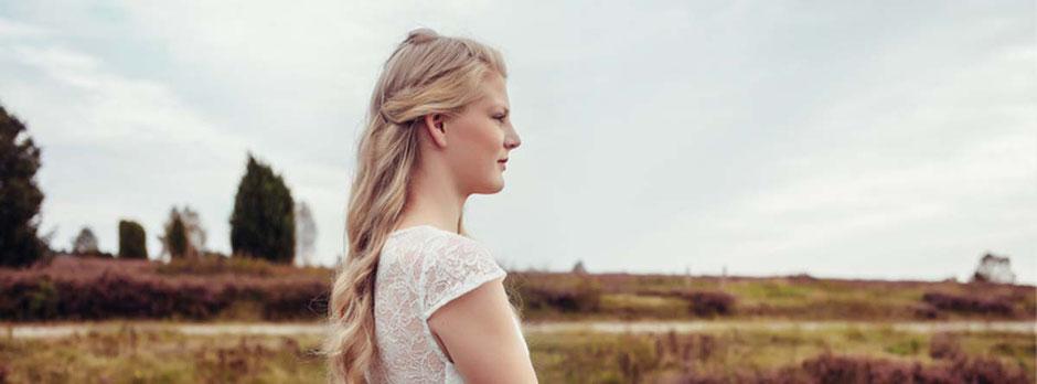 Dein Brautkleid vegan, bio und fair hergestellt