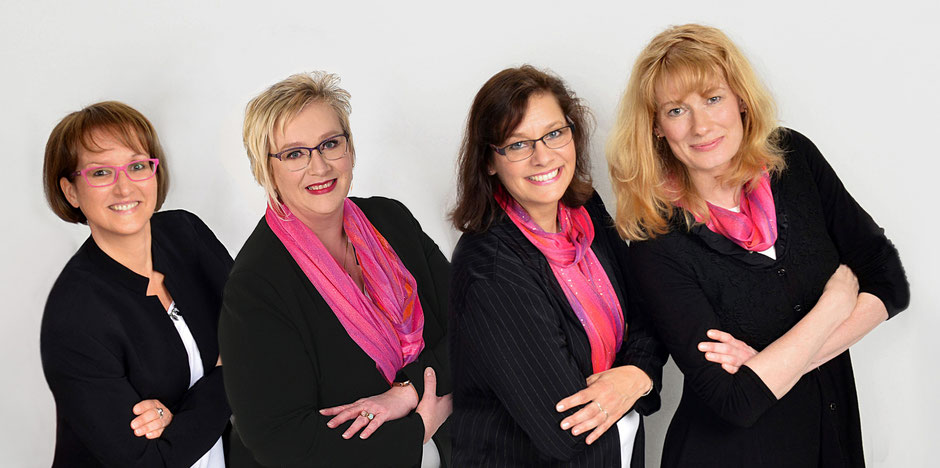 Das Brillenmacher-Team