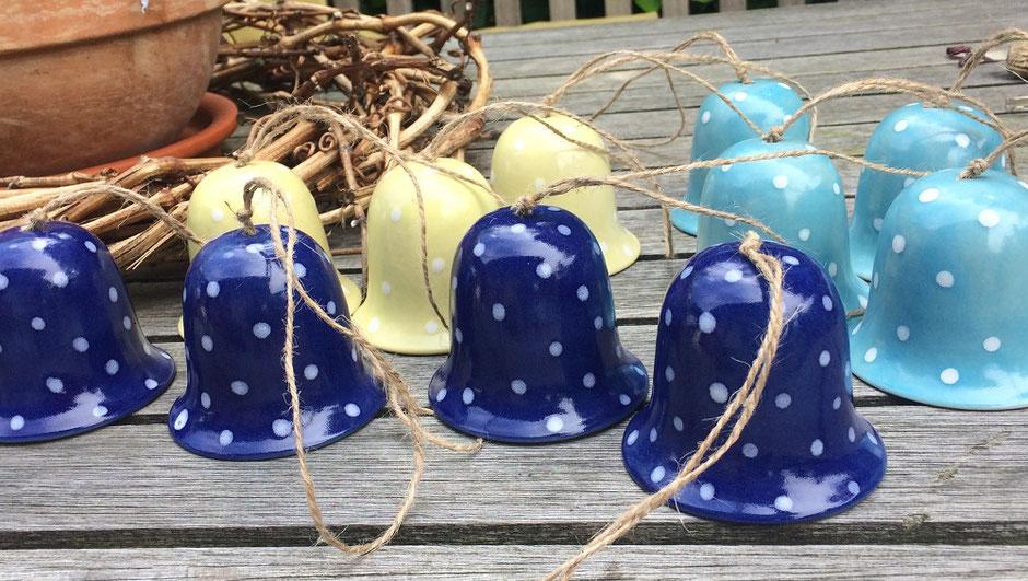 Geschenkidee Keramikglöckchen