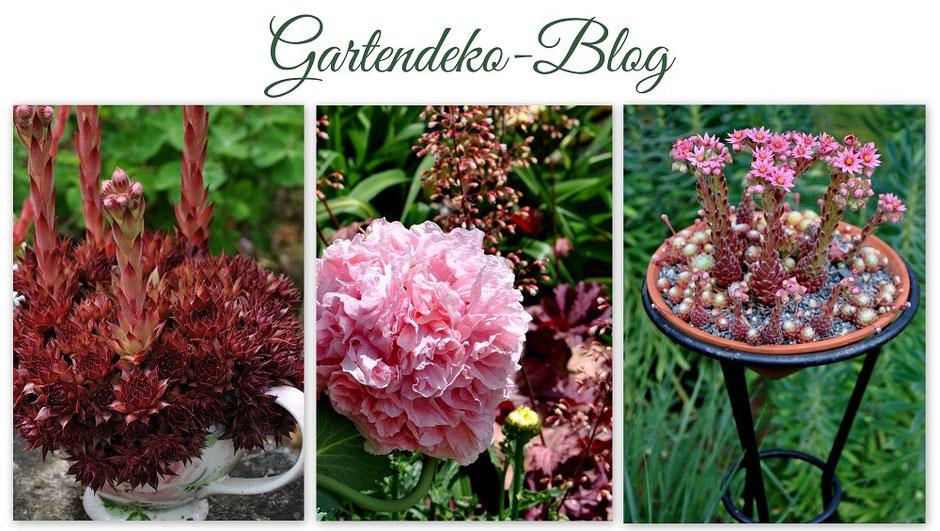 Gartendeko-Blog von Monika Geißler