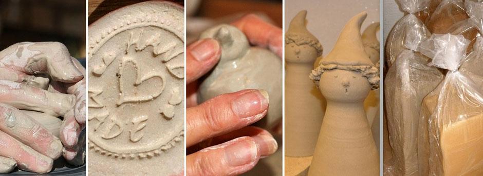 Töpferei - Handgemachte Keramik