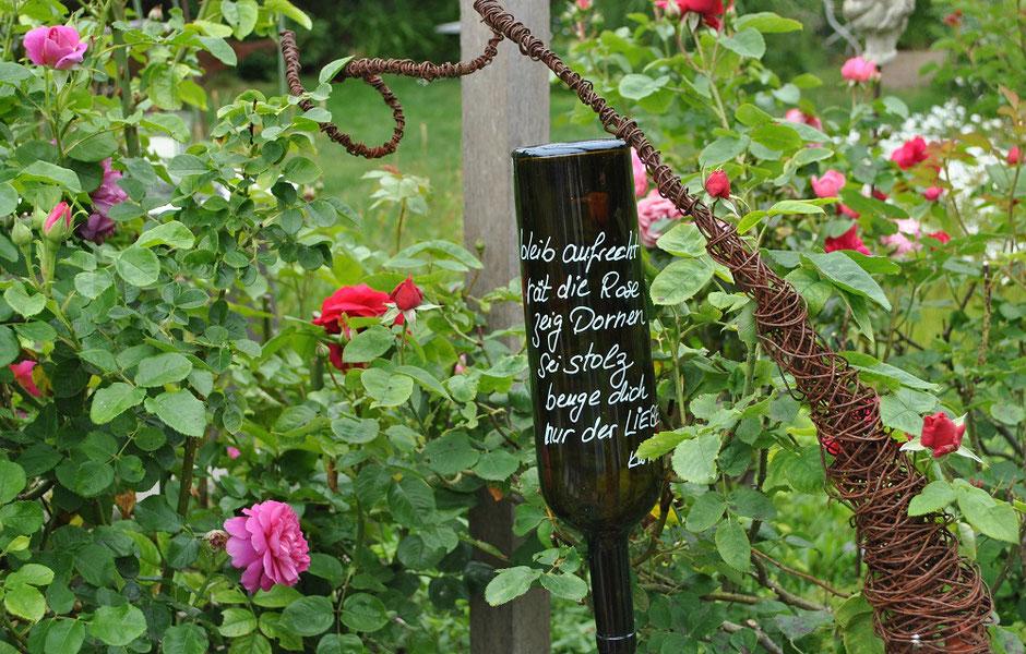Gartendeko Recycling Selbermachen