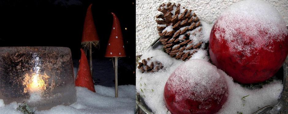 Ist die Gartenkeramik frostsicher?