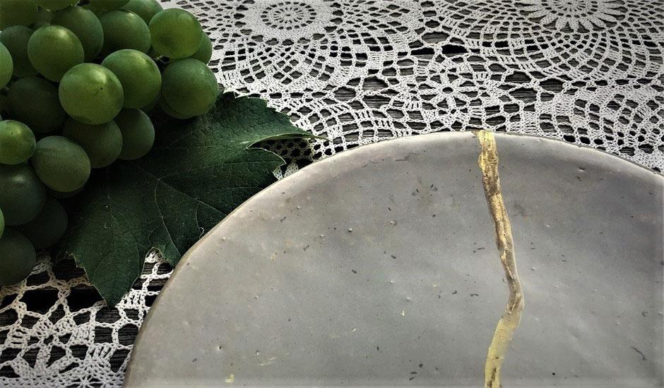 Kintsugi Keramik reparieren - Töpfewissen