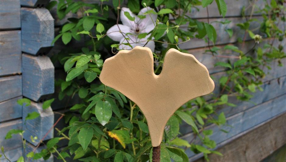 Landhausidyll-Gartenkeramik Herbstware