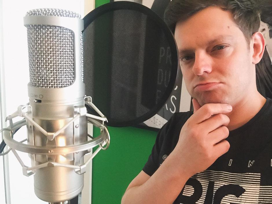 Michael Viol – Tontechniker und Mitgründer von WE ARE PRODUCERS