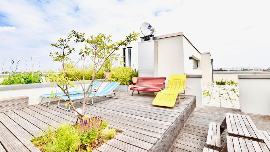 Luxus-Penthouse-Maisonette in Mitte / MFH-Immo