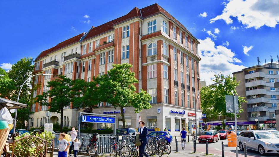 Bayerischer Platz / Investieren / MFH-Immo