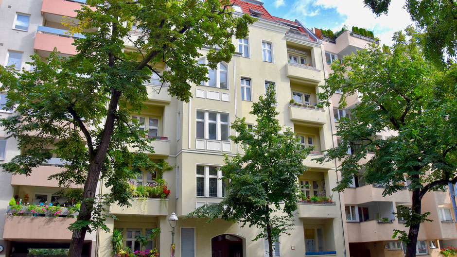 Mehrfamilienhaus aus Charlottenburg von MFH-Immo
