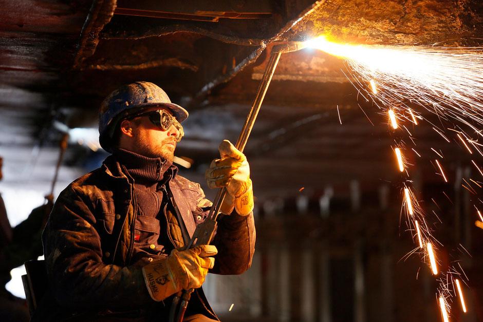 Jobs in der Industrie und verarbeitenden Gewerbe