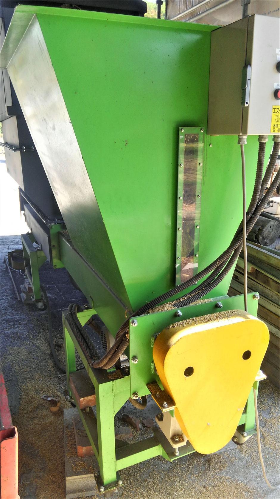 モミガラ処理を実質無料で出来る、くん炭連続製造機をご紹介するページです。