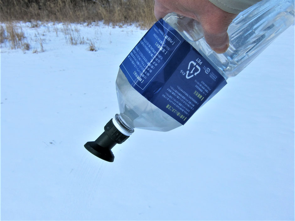 愛車などが錆びない融雪(凍結防止)剤をご紹介するページです。非塩なので環境に優しく、すぐ効きその効果も長持ちします。