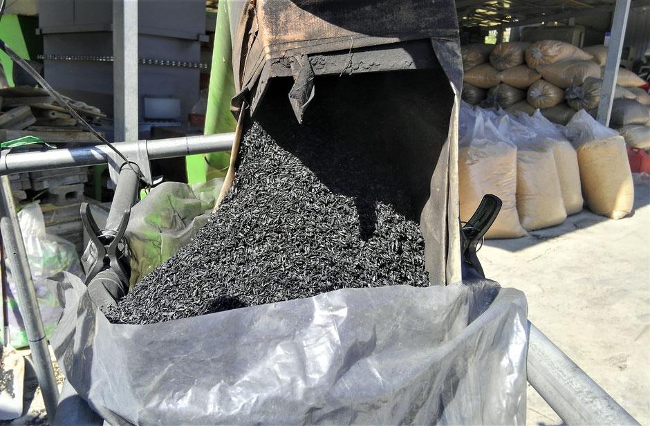 邪魔なモミガラを実質無料で処理出来るくん炭連続製造機のご紹介です。価格は、65万円から各種タイプがございます。