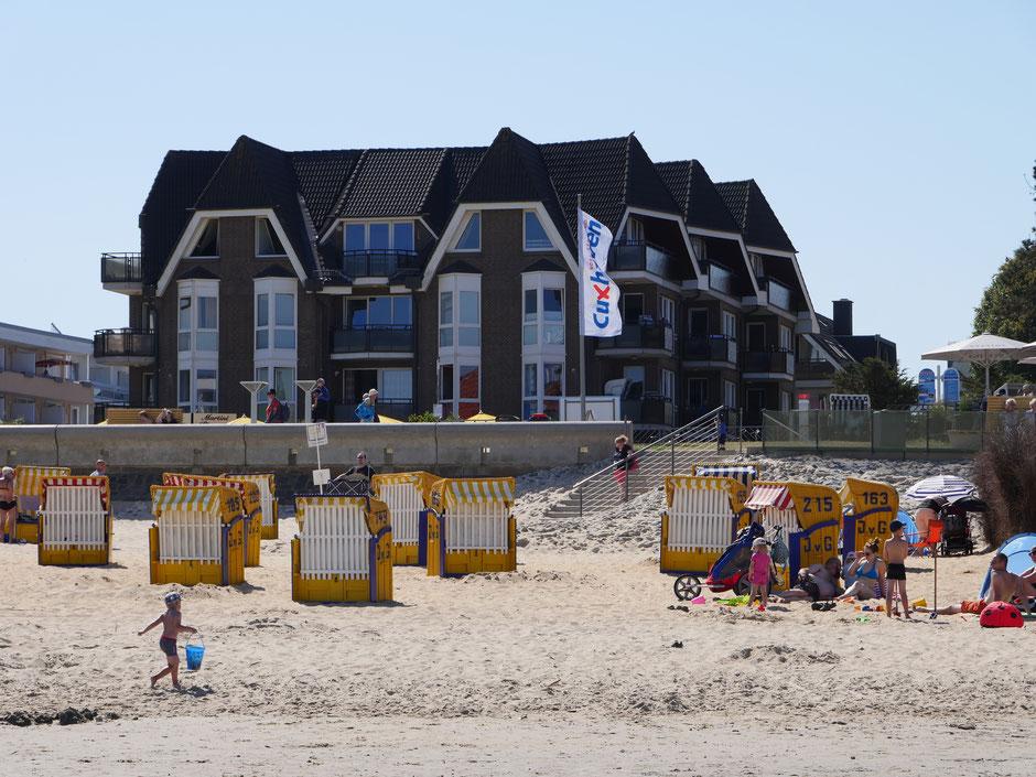 Residenz Meeresbrandung - Ferienwohnung Duhnen