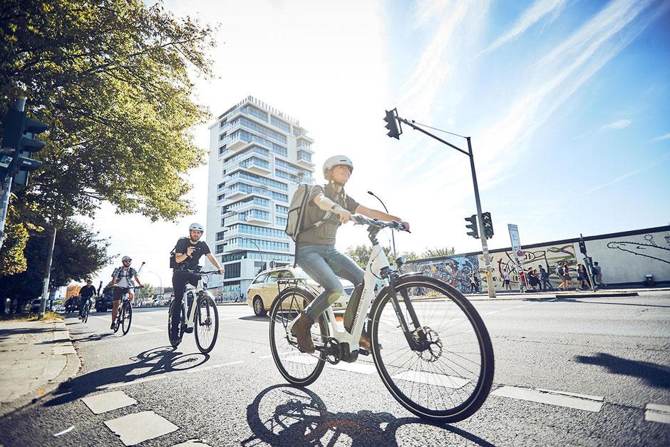 e-Bikes sind in Deutschland beliebt wie noch nie