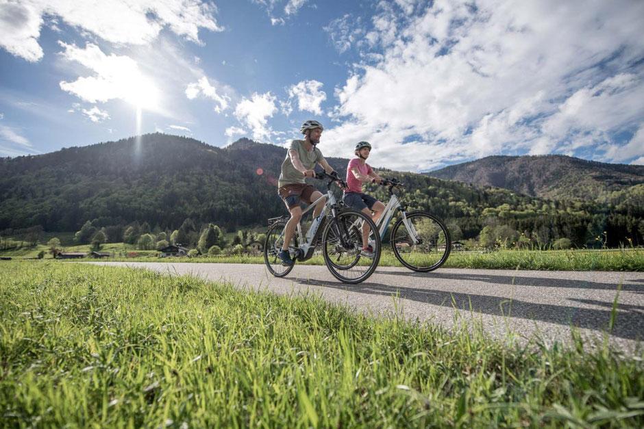 Mit dem e-Bike sanft abnehmen