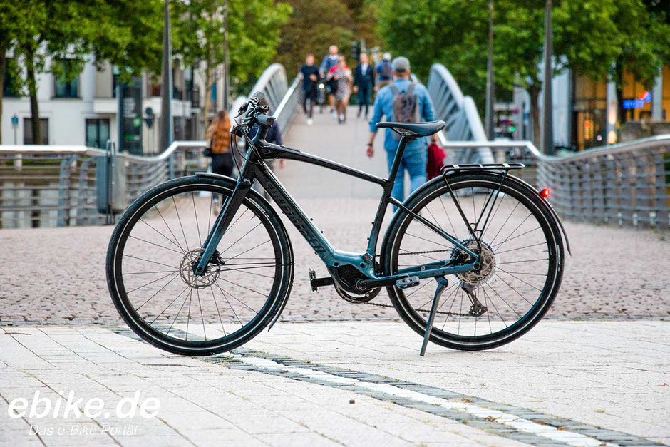 Specialized Turbo Vado SL - Das perfekte e-Bike für Pendler