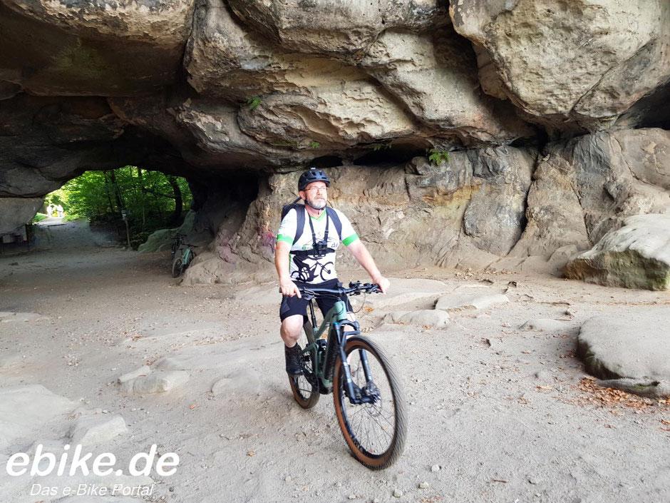 e-Bike Tour in die Sächsische Schweiz