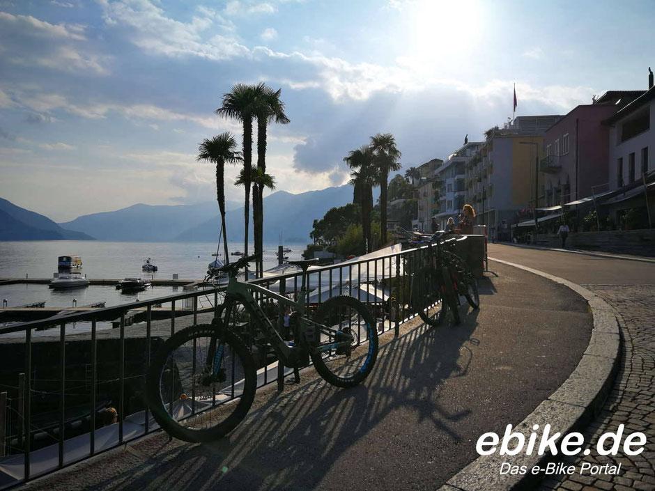 Urlaub mit dem e-Mountainbike