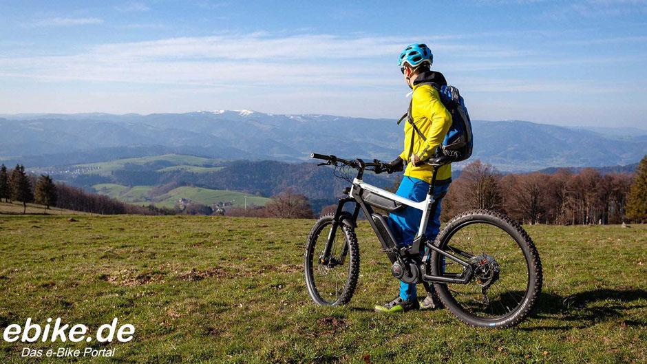 Riese & Müller Delite mountain 2019 Testfazit