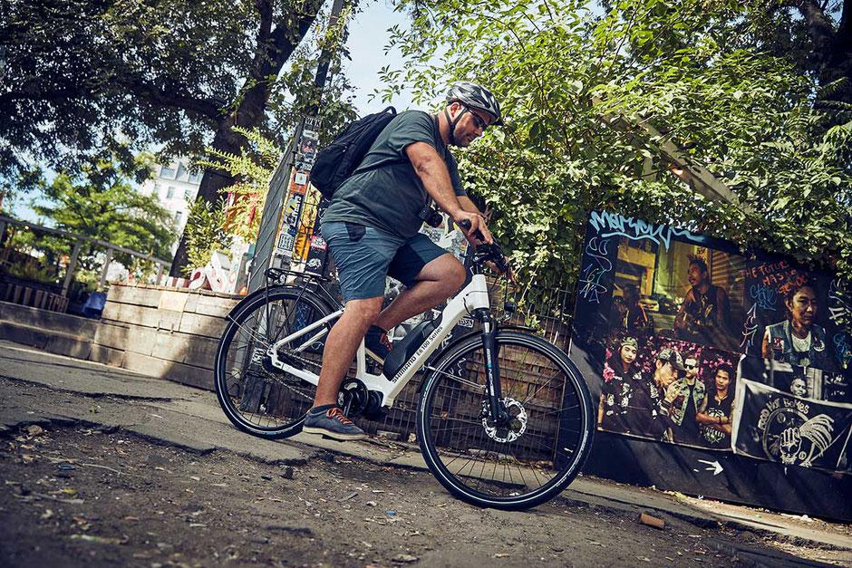 Shimano e-Bike Studie 2020