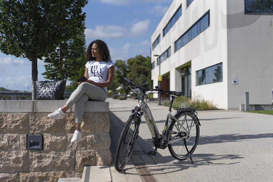 e-Bike Leasing 0,25 Prozent-Regelung