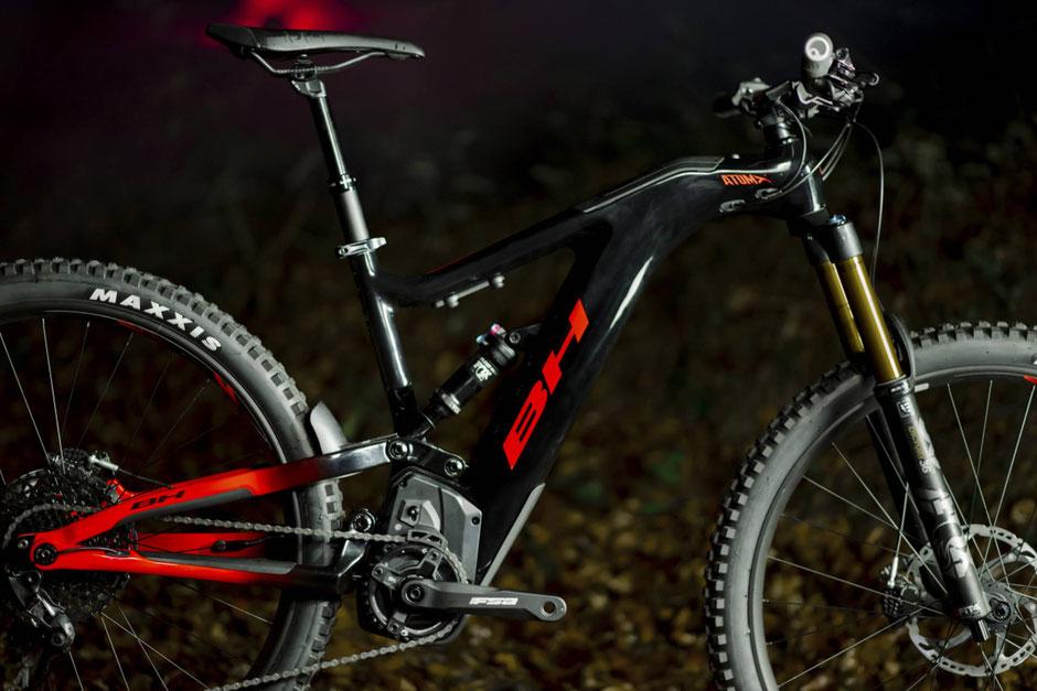 Vorstellung BH Bikes AtomX Carbon 2020