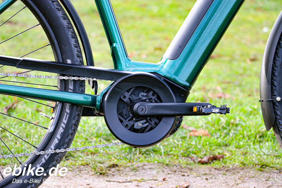 Cannondale e-Bike mit Kettenantrieb