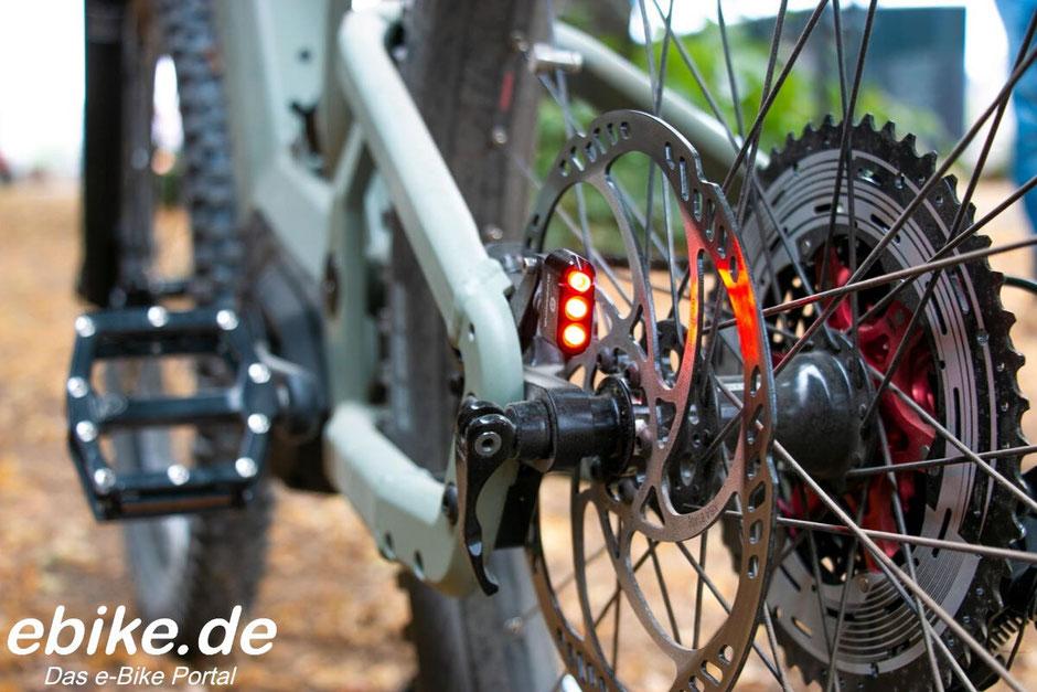 Riese & Müller Superdelite mountain 2020 Ausstattung