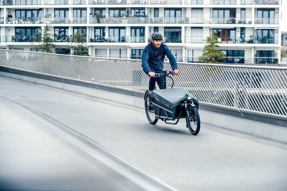 Lasten e-Bike Riese & Müller Load 75