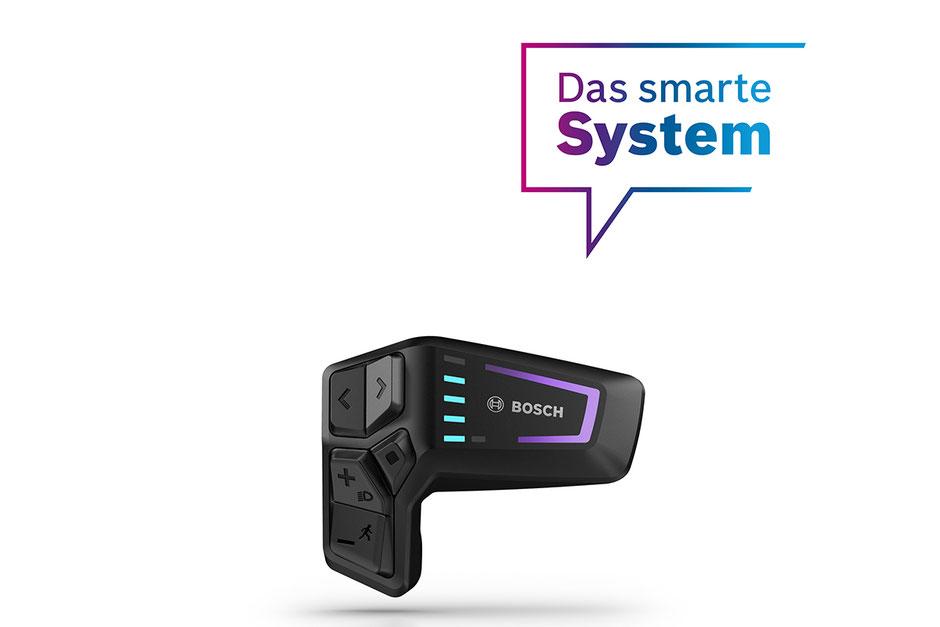 Die neue LED Remote von Bosch