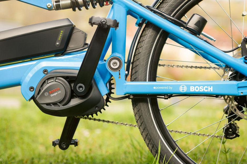 Bosch Cargo Line Motor