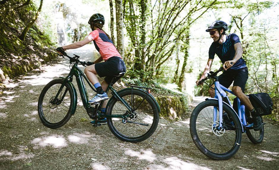Der neue e-Bike Antrieb Shimano EP8