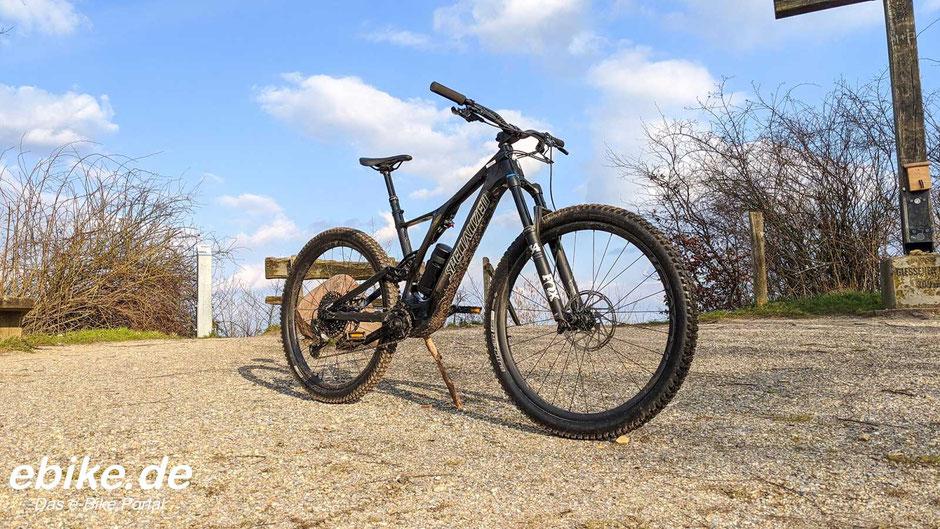 Bikevorstellung Turbo Levo SL von Specialized