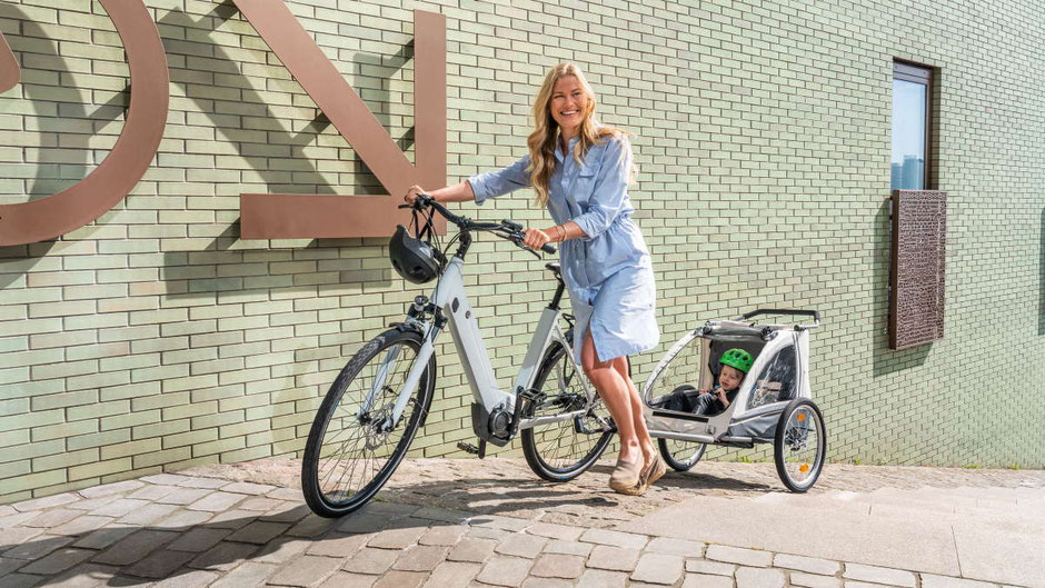 Neuer e-Bike Motor PW-CE von Yamaha