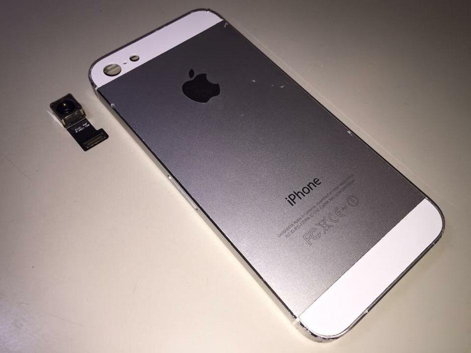 iPhone 修理 京都 カメラ 壊れた ピントが合わない ゴミ