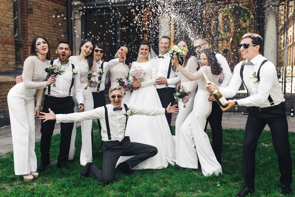 Trauzeugen Hochzeitsgeschenk Ideen