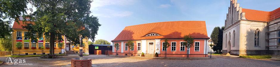 Immobilienmakler Joachimsthal Rathaus