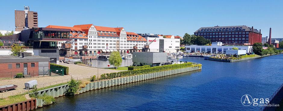 Immobilienmakler Tempelhof Hafen