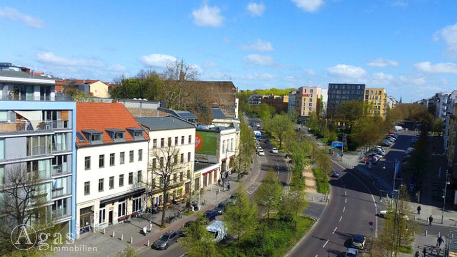 Makler im Prenzlauer Berg - Senefelder Platz