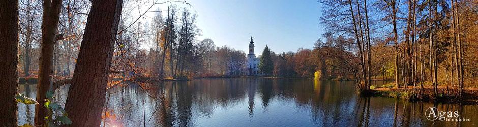 Dammsmühle Schloss Schönwalde Immobilien