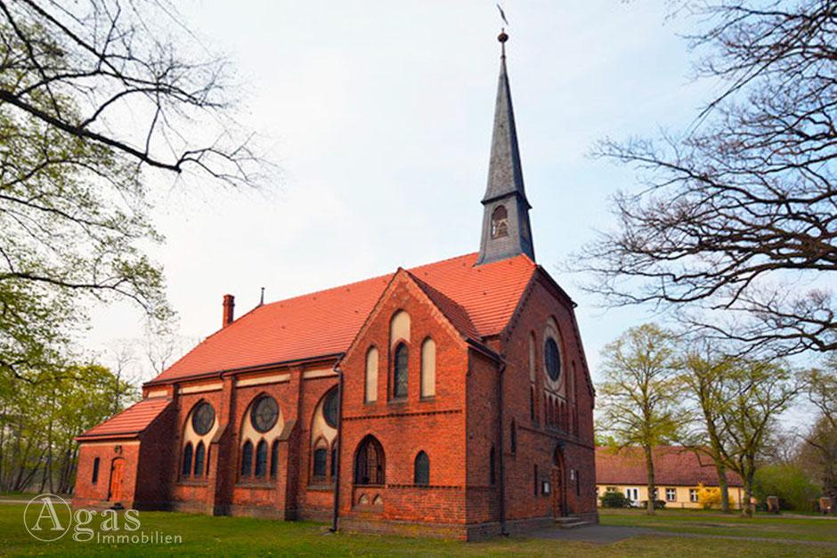 Makler Friedrichsthal Ev. Kirche