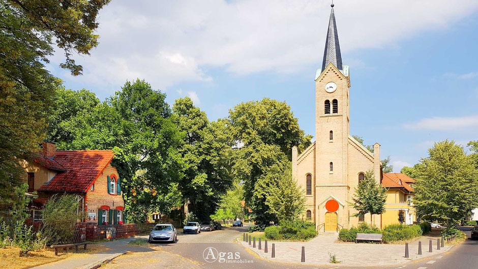 Immobilienmakler Glienicke-Nordbahn