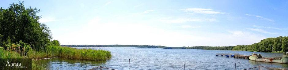 Der Pätzer See - Bestensee