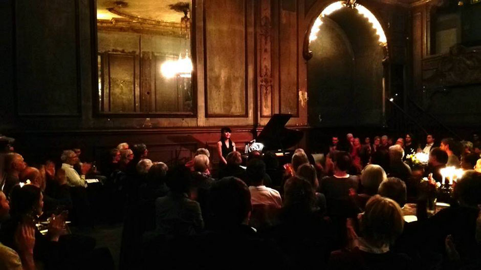 Recital in Spiegelsaal, Berlin (26.Feb.2017)