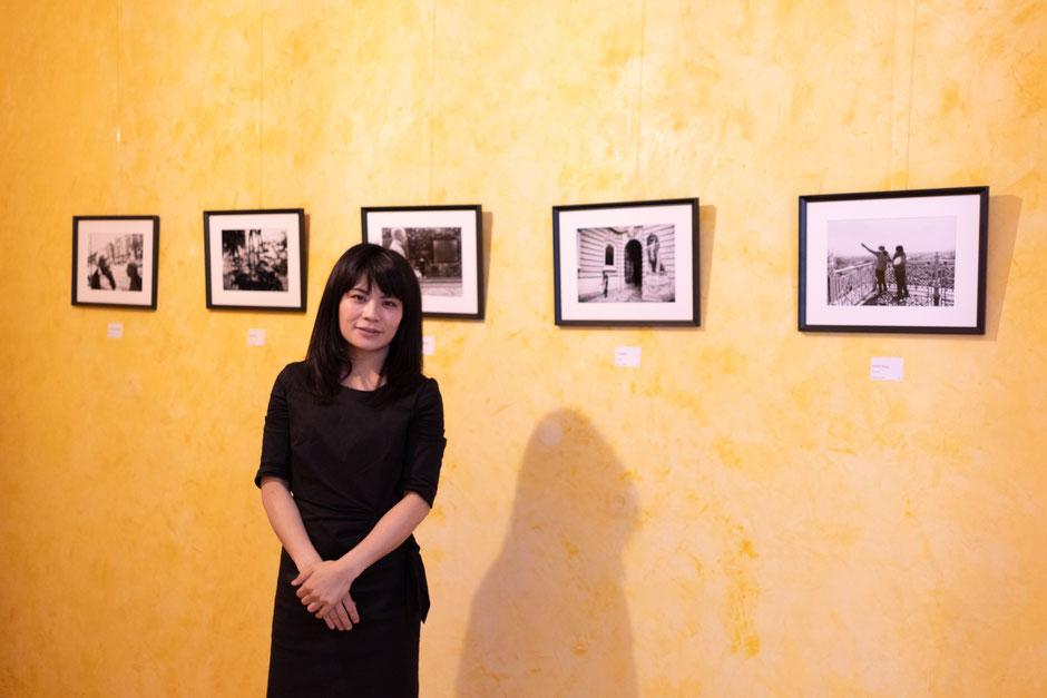 My first photo exhibition at Mainzer 7