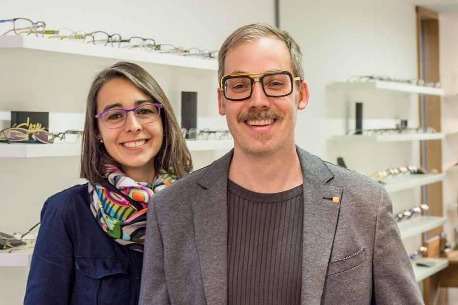 Inhaber Daniela und Daniel Benner