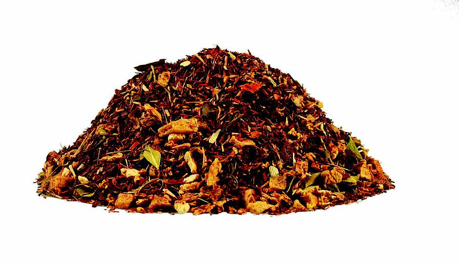 Rooibos Tee / Obstkorb